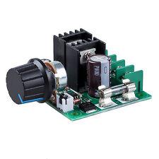 12V-40V 10A PWM DC Motor Speed Controller with Knob ED