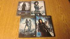 Underworld 1-4 / Set (5-DVDs) (FSK 18)  DVD #17451