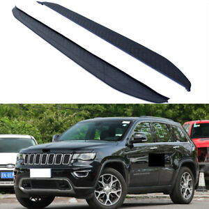 Fits for Jeep Grand Cherokee 2011-2021 running board side step nerf bars pedals