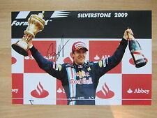 Sebatian Vettel signed signiert autograph Original Autogramm auf 20x30 Großfoto