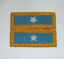 Union General Officer Infantry Rank Uniform Boards Straps Civil War Battle Army