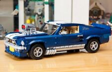 Forded Mustanged Creator Expert Technic legoinglys Compatible 10265 Set Building