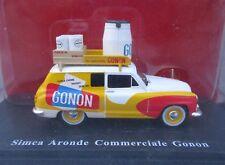 Ixo 1/43 - Tour de France véhicule publicitaire - Simca Aronde Gonon