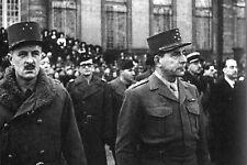 WW2 - Généraux Leclerc et de Lattre à Strasbourg