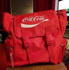 Coca Cola Licensed. Signature Red  Rucksack Backpack Bag, by Primark. BNWT