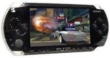 Sony PSP 1000 Value Pack Black Portable Handheld Game System (PSP-1001) w Box EC