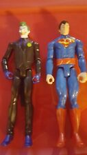 Lot of action figures. Superman and Joker  Quick shipping.