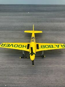 1/48 P51 RACER 'OLE YELLER' FRANKLIN MINT ARMOUR COLLECTION