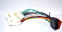 Radio Adapter Kabel ISO DIN passend für VOLVO 960 940 850 S90 S70 S40 V70 V40