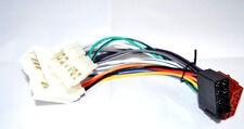 ISO DIN Radioadapter Stecker Kabel  Kabelbaum KFZ AutoRadio VOLVO V40 V70 XC70
