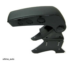 Arm Armrest Black Console For Audi A2 A3 80 100 200