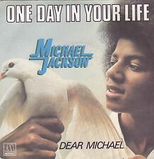 Michael Jackson-One Day In Your Life vinyl single