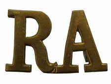 Simple Royal Artillerie régiment de RA Épaule Titre Choisissez votre quantité