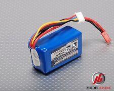Zippy 800mAh 3S 20C Lipo Battery 11.1V E-flight Compatible EFLB0995