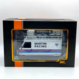IXO 1:18 FIAT 242 MARTINI RALLY TEAM/ WITH ROOF RACK AND ACCESSORIES 18RMC059XE