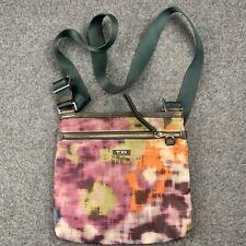 TUMI Nylon Small Crossbody/ Travel Bag Multi-Pockets Organized Shoulder Bag