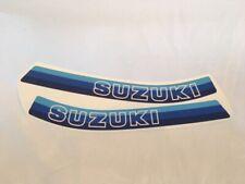 1981 Suzuki RM 80 Graphics
