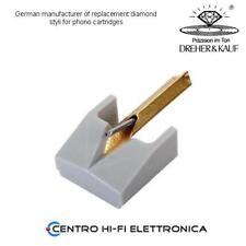 Puntina di ricambio giradischi Philips GP400 - GP412 - GP500 - D946 - D60