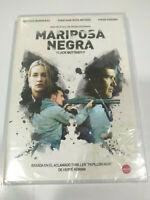 Mariposa Negra Antonio Banderas DVD Region 2 Español Ingles Nueva