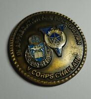 V Corps Chaplain Appreciation and Recognition, Heidlberg Challenge Coin