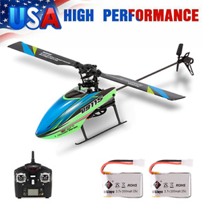 WLtoys V911S 4CH RC Helicopter 2.4Ghz Remote Control with Gyroscope Toys US Y1Q3