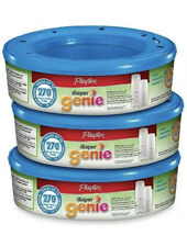 3 Baby Breeze Diaper Pail Refills Holds up to 280 Diapers for Diaper Genie