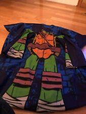 Boy Nickelodoeon Teenage Mutant Ninja Turtles Blanket With Sleeves