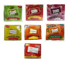 Sharawi Bros Chewing Gum Mastic And Other Flavors-100 Small Pack -Free Shipping