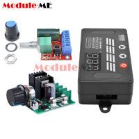 12V~40V 10A/5V-35V 5A PWM Motor Speed Control Switch Controller Regulator Dimmer