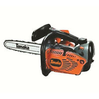 Tanaka 32cc Gas 14 in. 1.6 HP PureFire Top Handle Chainsaw TCS33EDTP14 New