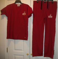 Alabama Extra Small Scrubs Set Pants and Shirt Excellent Free Shipping!