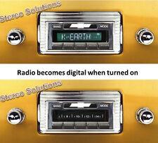 47-53 Chevy Truck  NEW USA-630 II* 300 watt AM FM Stereo Radio iPod, USB, Aux in
