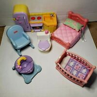 Fisher Price My First Dollhouse Furniture YOUR CHOICE