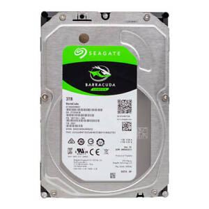 "3.5"" 3TB Hard Disk Drive 7200RPM 64MB Cache,SATA FOR DESKTOP, CCTV, PC, IMAC"