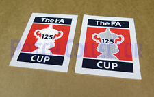 FA Cup Final 125th Anniversary 2006 Soccer Patch / Badge