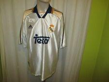 """Real Madrid Original Adidas Heim Trikot 1998-2000 """"Teka"""" Gr.XL- XXL"""