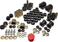 Energy Hyper Flex Master Bushing Kit For Nissan SENTRA 91 92 93 94 (Black)