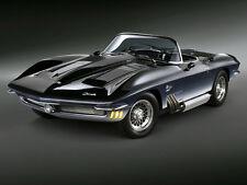 "1962 Chevrolet Corvette Mako Shark Concept Car 11 x 14""  Photo Print"
