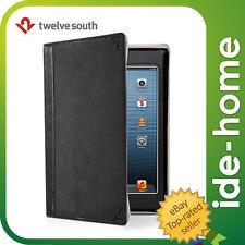 Twelve South BookBook Genuine Leather Case - iPad mini 1 / 2 / 3 - Classic Black