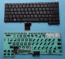 Tastatur Dell Latitude 4200 E-4200 Hintergrund Beleuchtet Backlit Keyboard Licht