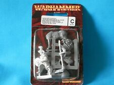 WARHAMMER CHAOS WARRIORS -  MARAUDER HORSEMEN IN BLISTER METAL OOP