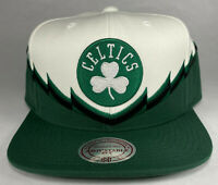 Mitchell and Ness NBA Boston Celtics Steal Snapback Hat, Cap, New