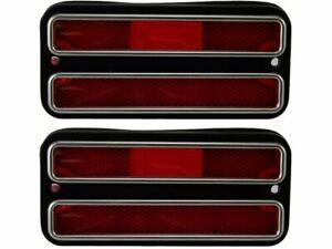 For 1968-1972 Chevrolet C10 Pickup Side Marker Light Set Rear 84925RK 1969 1970