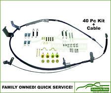 Landcruiser Prado VZJ95 Hand Brake Kit Cable+Spring Pin Set 96 97 98 99 00 01 02