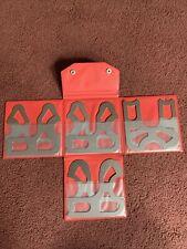 Mitutoyo 186 905 Sae Ss Radius 916 To 1 Gauge 8pcs Complete Set