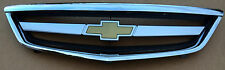 Holden Calais VY front bumper bar cover top GRILLE - GM Chevrolet - Chevy badge