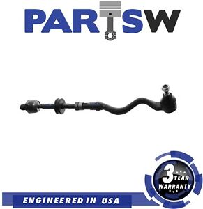 1 Pc New Steering for BMW 318i 320i 323i / Complete Tie Rod Assembly Driver Side