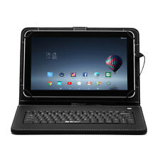 "10.1"" Tablet PC Android 6.0 Marshmellow Quad Core 1.3GHZ WIFI Bundled Keyboard"