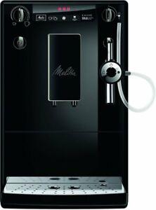 Melitta CAFFEO SOLO & Perfect Milk Kaffeevollautomat - pure black