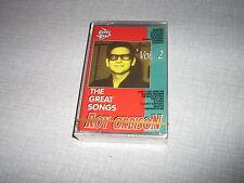 .K7PL1 ROY ORBISON K7 AUDIO - THE GREAT SONG VOL. 2